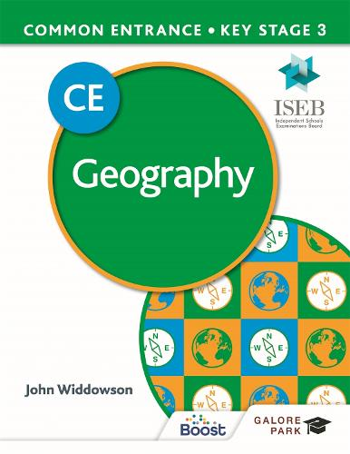 Common Entrance 13+ Geography for ISEB CE and KS3 (Paperback)