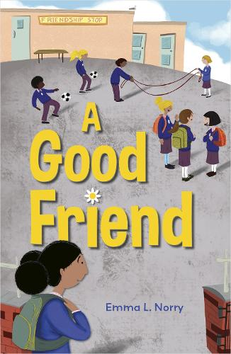 Reading Planet: Astro - A Good Friend - Stars/Turquoise band (Paperback)
