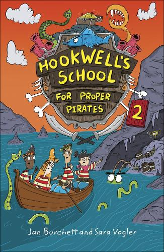 Reading Planet: Astro - Hookwell's School for Proper Pirates 2 - Mercury/Blue band (Paperback)