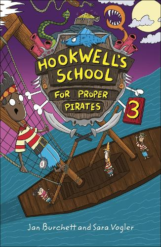 Reading Planet: Astro - Hookwell's School for Proper Pirates 3 - Venus/Gold band (Paperback)