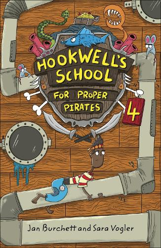 Reading Planet: Astro - Hookwell's School for Proper Pirates 4 - Earth/White band (Paperback)