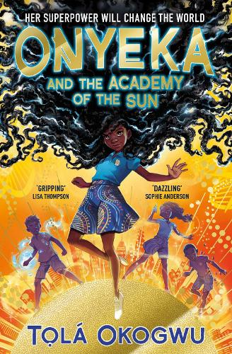 Onyeka and the Academy of the Sun (Paperback)