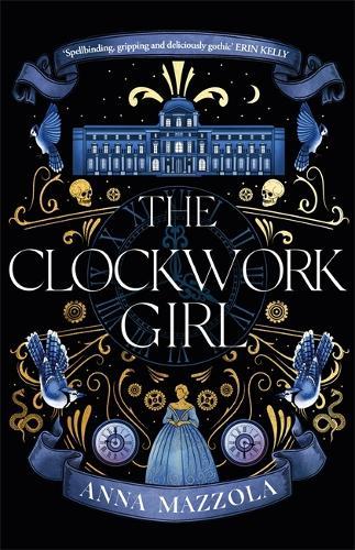 The Clockwork Girl (Hardback)