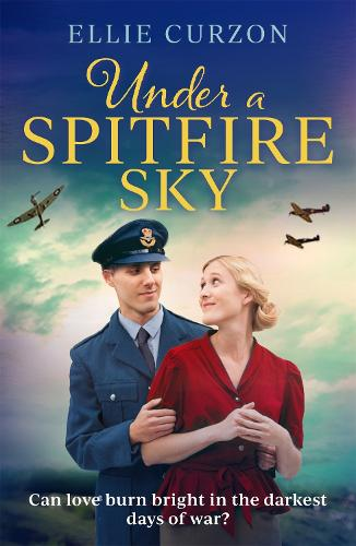 Under a Spitfire Sky (Paperback)