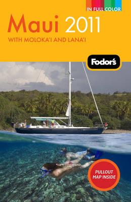 Fodor's Maui 2011 (Paperback)