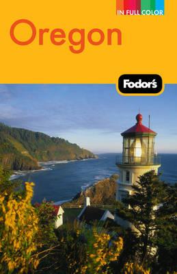 Fodor's Oregon (Paperback)