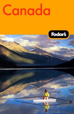 Fodor's Canada (Paperback)