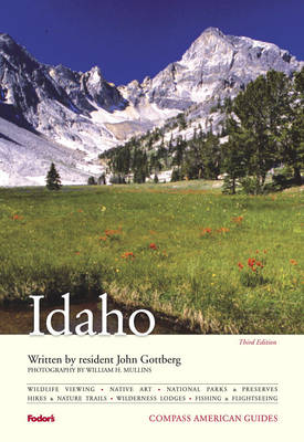 Idaho - Compass American Guides (Paperback)