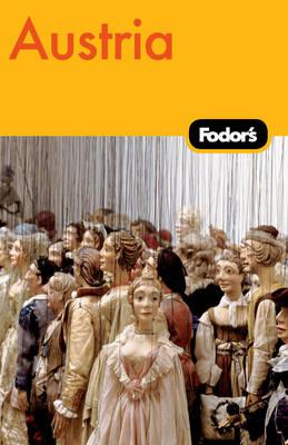 Fodor's Austria (Paperback)