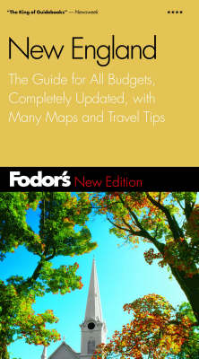 New England - Gold Guides (Paperback)