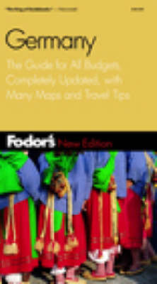 Fodor's Germany 2003 - Gold Guides (Paperback)