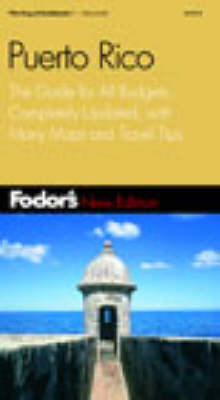 Puerto Rico - Gold guide (Paperback)