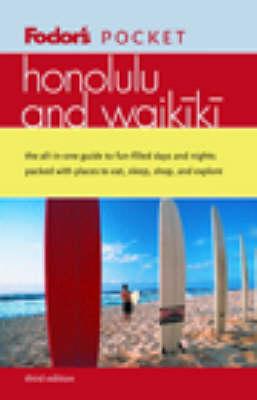 Pocket Honolulu and Waikiki - The Pocket Guide (Paperback)