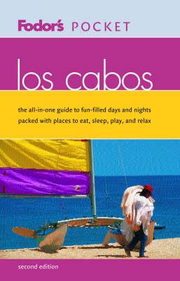Pocket Los Cabos - Fodor's Pocket Guides (Paperback)