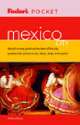 Pocket Mexico City - Pocket Guides (Paperback)