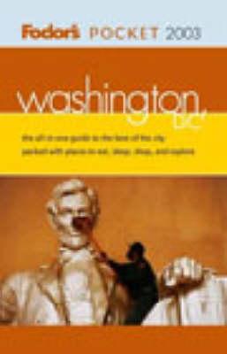 Pocket Washington, DC - Pocket Guides (Paperback)
