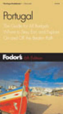 Portugal - Gold Guides (Paperback)