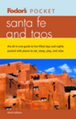 Pocket Santa Fe - Pocket Guides (Paperback)