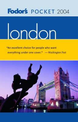 Pocket London 2004 - Pocket Guides (Paperback)