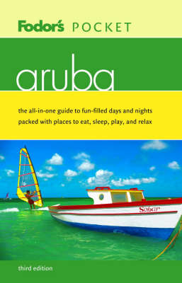 Fodor Pocket Aruba - Fodor's Pocket Guides (Paperback)