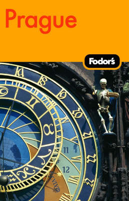 Fodor's Prague - Gold Guides (Paperback)