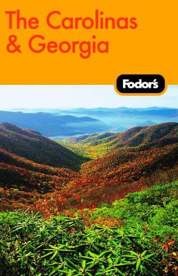 Fodor's Carolinas and Georgia - Gold Guides (Paperback)