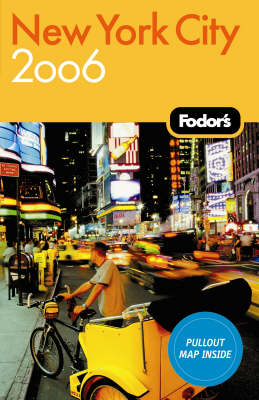 Fodor's New York City 2006 (Paperback)