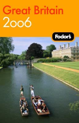 Fodor's Great Britain 2006 (Paperback)