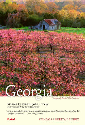 Georgia - Compass American Guides (Paperback)