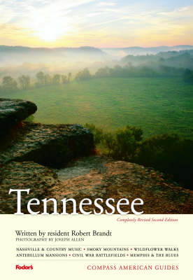 Tennessee - Compass American Guides (Paperback)