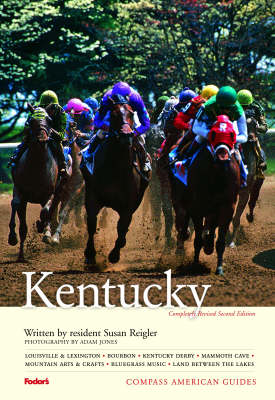 Kentucky - Compass American Guides (Paperback)