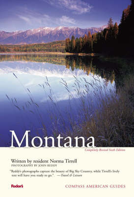 Montana - Compass American Guides (Paperback)