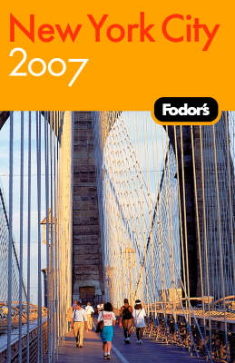 Fodor's New York City 2007 (Paperback)