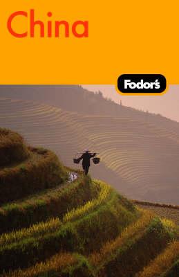 Fodor's China (Paperback)