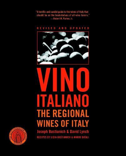 Vino Italiano: The Regional Wines of Italy (Paperback)