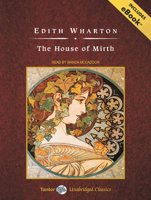 The House of Mirth (CD-Audio)