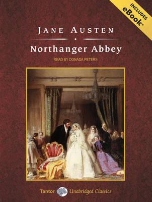 Northanger Abbey (CD-Audio)