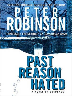 Past Reason Hated: A Novel of Suspense - Inspector Banks No. 5 (CD-Audio)