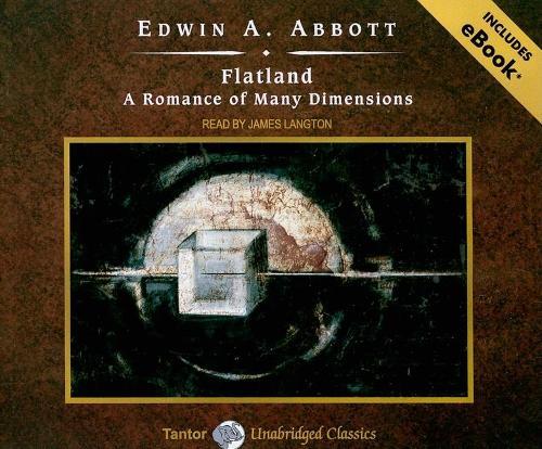 Flatland: A Romance of Many Dimensions (CD-Audio)