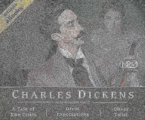 The Best of Charles Dickens (CD-Audio)