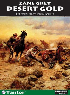 Desert Gold (CD-Audio)
