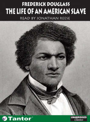 Narrative of the Life of Frederick Douglass, an American Slave (CD-Audio)