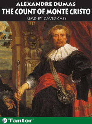 The Count of Monte Cristo (CD-Audio)
