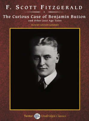 The Curious Case of Benjamin Button and Other Jazz Age Tales (CD-Audio)
