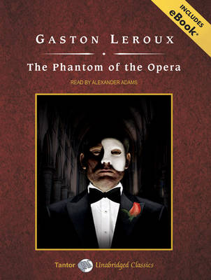 The Phantom of the Opera (CD-Audio)