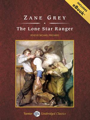The Lone Star Ranger (CD-Audio)
