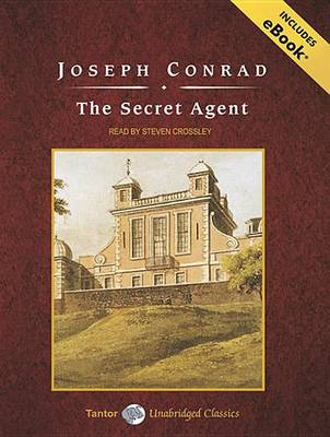 The Secret Agent (CD-Audio)