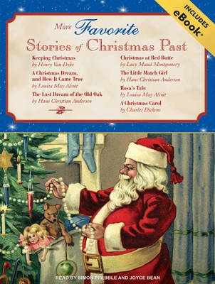 More Favorite Stories of Christmas Past (CD-Audio)