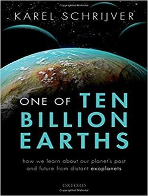 One of Ten Billion Earths: How We Learn About Our Planet's Past and Future From Distant Exoplanets (CD-Audio)