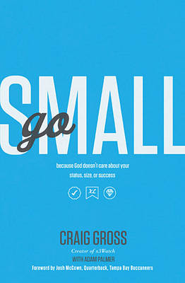 Go Small: Because God Doesn't Care About Your Status, Size, or Success (Paperback)